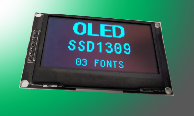Display Oled arduino
